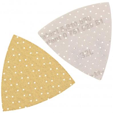 1 Dreieckschleifpapier Superpad P 93x93x93 mm P 320