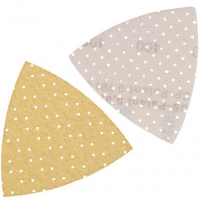 1 Dreieckschleifpapier Superpad P 93x93x93 mm P 400