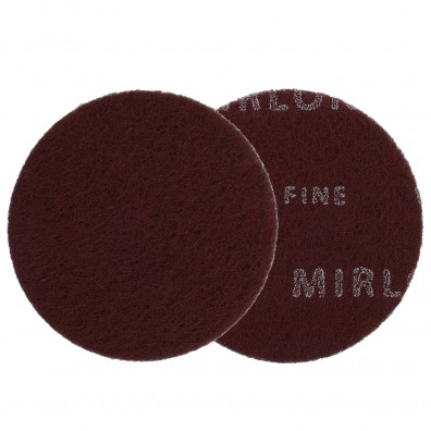 1 Mirlon Schleifvlies Scheibe D 150 mm VF 360