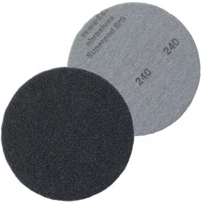 1 Schleifscheibe Superpad SG 128mm Durchmesser K 240