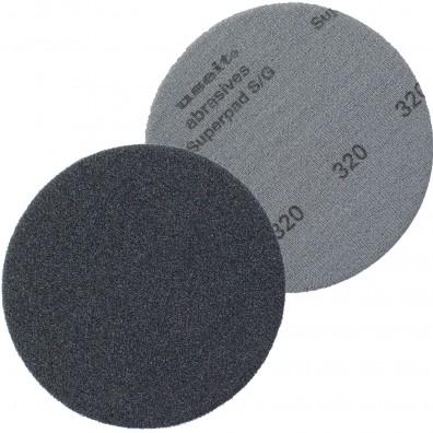 1 Schleifscheibe Superpad SG 128mm Durchmesser K 320