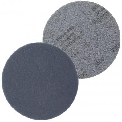 25 Schleifscheiben Superpad SG2 128mm Durchmesser K 2500