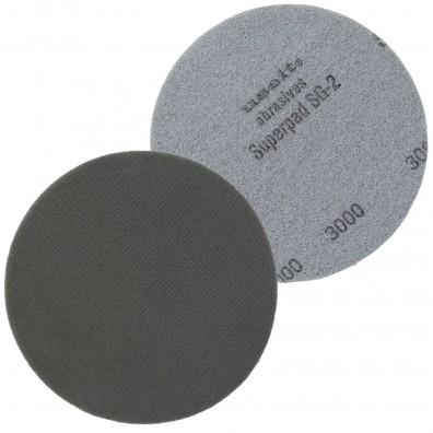 1 Schleifscheibe Superpad SG2 128mm Durchmesser K 3000