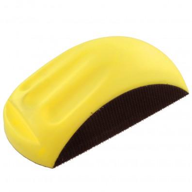 Klett Handschleifblock mit Griffmulde