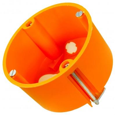 50 VDE Hohlwanddosen , Gerätedosen, Schalterdosen , winddicht , 68 x 47 mm