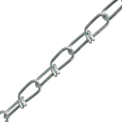Knotenkette - DIN 5686 - verzinkt