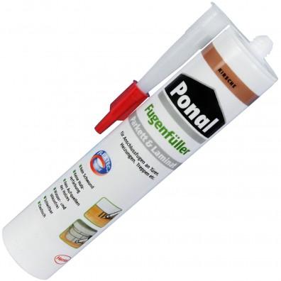 1 Kartusche Henkel Ponal Fugenfüller - Kirsche - 280ml