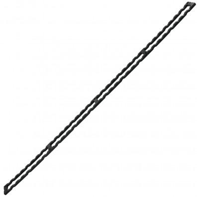50 Eurotec Distanzleisten, Dista-Leiste-2.0,  7 x 30  x 700 mm