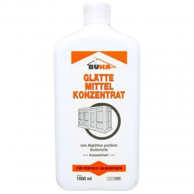 1 Debratec Glättemittel-Konzentrat für Silikonfugenglättung - 1000ml