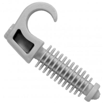 200 Steckschelle mit Schlagschutz 7-12 mm