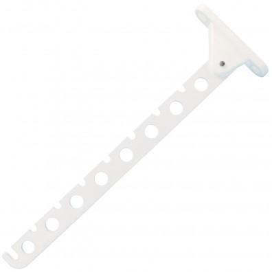 Kleiderlüfter - Stahl / Kunststoff - 310 mm