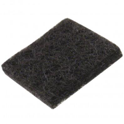 HSI Stuhlgleiter - Filz selbstklebend - quadratisch