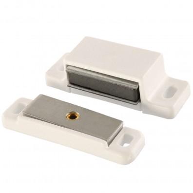 Magnetschnäpper mit Haftmagnet - bewegliche Gegenplatte