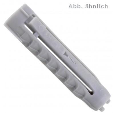 50 FISCHER Spreizdübel SX - 8 x 65 mm - ohne Rand - Nylon