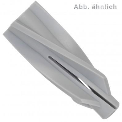 10 FISCHER Gasbetondübel GB - 14x75mm - Nylon - für 10mm Sicherheitsschrauben