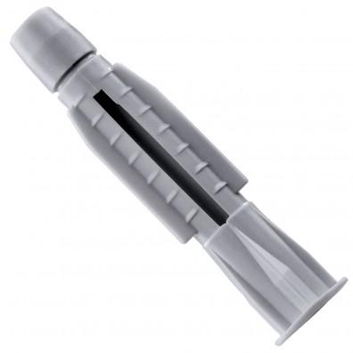 50 Universaldübel Ø= 10mm Länge= 60mm - mit Kragen