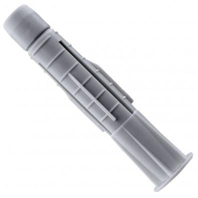 400 Universaldübel Ø= 12mm Länge= 72mm - mit Kragen