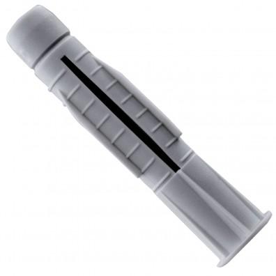 20 Universaldübel Ø= 14mm Länge= 75mm - mit Kragen