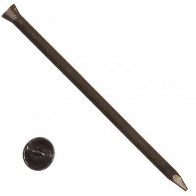 1000 BÄR Sockelleistenstifte 1,4x30 mm, blank mit Tiefversenkkopf