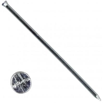 250 BÄR Sockelleistenstifte 1,4x45 mm, verzinkt mit Tiefversenkkopf