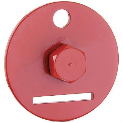 1 GAH Einschraubwerkzeug für Flechtzaunhalter - zinkphosphatiert