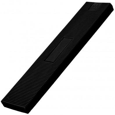 100 Verglasungsklötze SILISTO® Classic schwarz 100x22x6