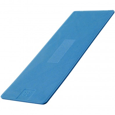 100 Verglasungsklötze SILISTO® Classic blau 100x36x2