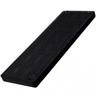 1000 Verglasungsklötze SILISTO® Classic schwarz 100x36x6