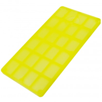 500 Verglasungsklötze SILISTO® Classic gelb 100x50x4