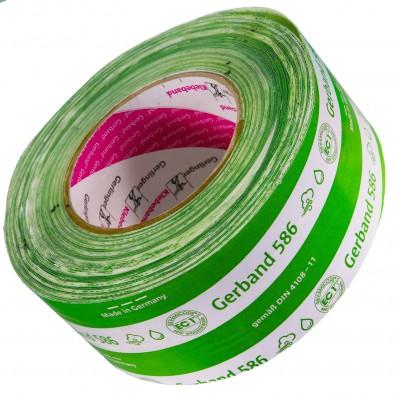 1 Rolle Gerband 586 hermetic, Dampfsperrklebeband-Anschlüße, grün, 50 mm, 25m