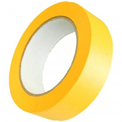 1 Rolle Gerband 142 Lackierband - Washi-Tape - Goldband   30 mm, 50 m
