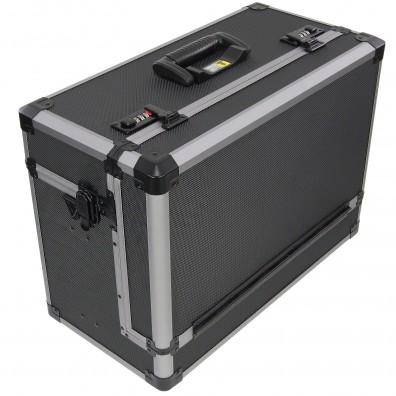 1 Allit Premium Service- & Montagekoffer - AluPlus Service 21 - anthrazit