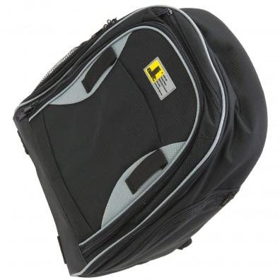 1 Allit Premium Werkzeugrucksack - McPlus Backpack >L< schwarz-silber