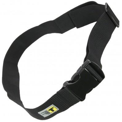 1 Allit Premium Werkzeuggürtel - McPlus Belt 60 - schwarz-silber