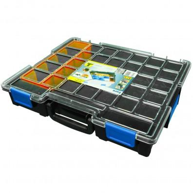 1 Allit Sortimentskasten - EuroPlus Pro K 44/7 - 405x320x60 mm mit 7 Fächer