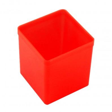 10 Boxen 54x54x63 mm für Stahlblech Sortimentskasten 330x440x66