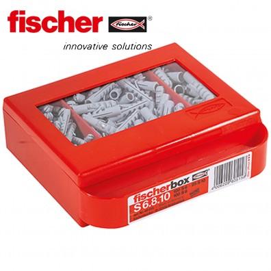 FISCHER Montageboxen - Spreizdübel