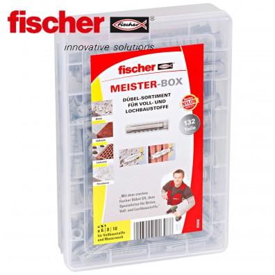 FISCHER Meister Box - Spreizdübel SX