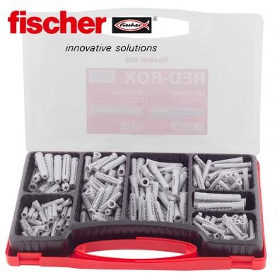 FISCHER Sortimentsbox - Universaldübel / Spreizdübel
