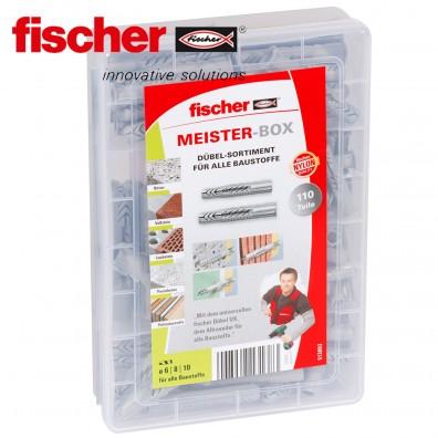 FISCHER Meister Box - Universaldübel UX / UX R