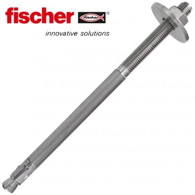 FISCHER Bolzenanker FAZ II GS - für gerissenen Beton - Edelstahl A4