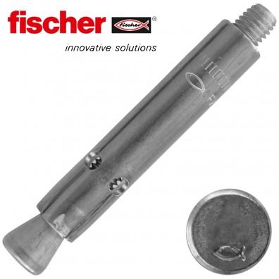FISCHER Durchsteckanker FZA-D - für gerissenen + ungerissenen Beton - Edelstahl A4