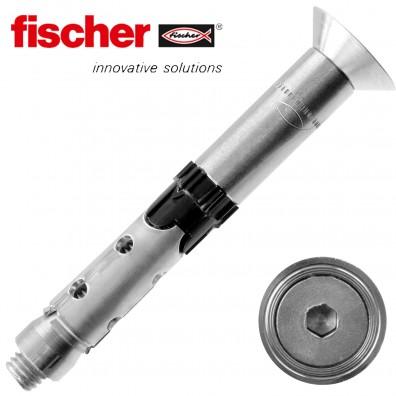 FISCHER Hochleistungsanker FH II-SK - mit Senkkopf - Edelstahl A4