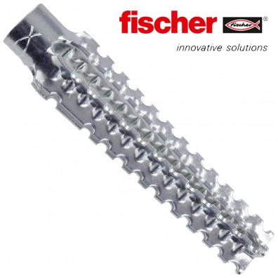 FISCHER Metallspreizdübel FMD - Stahlblech - verzinkt