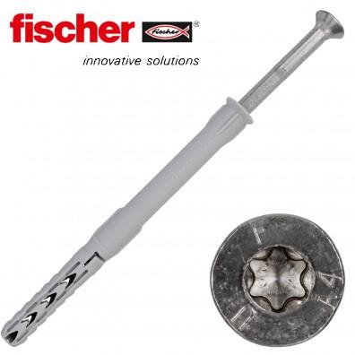 FISCHER Langschaftdübel SXR-T - mit A4 Schraube