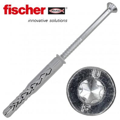FISCHER Langschaftdübel SXRL-T - mit A4 Schraube