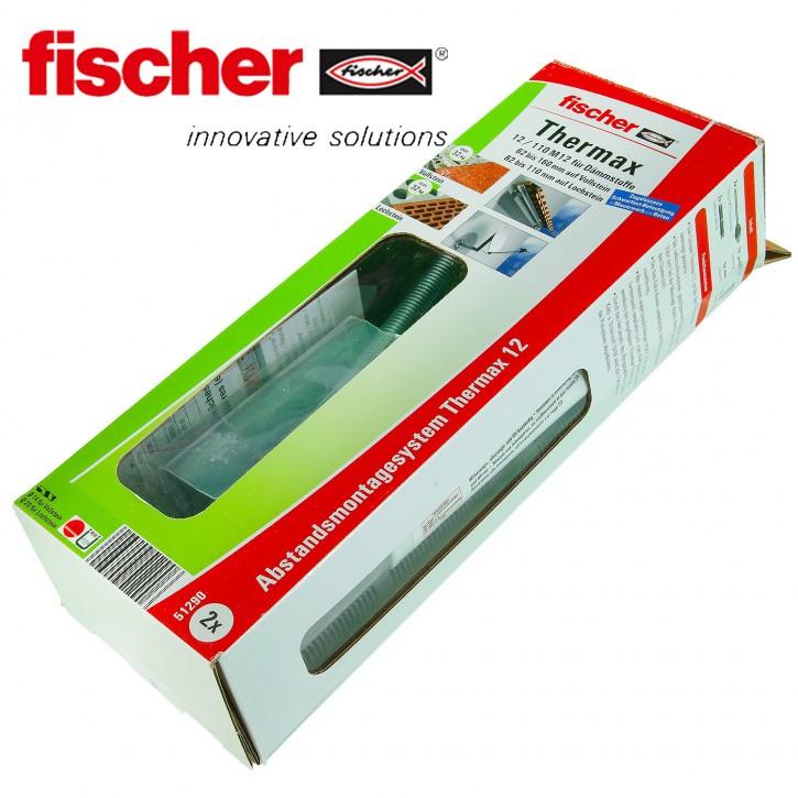 fischer© Thermax Dübel - WDVS - M12, verzinkt