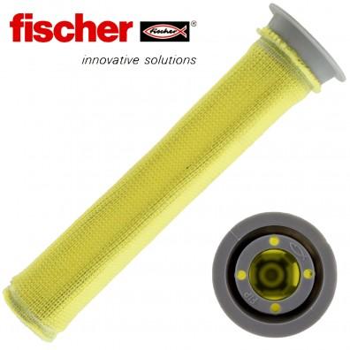 FISCHER Injektions-Ankerhülsen FIS H N - mit Netz - Kunststoff