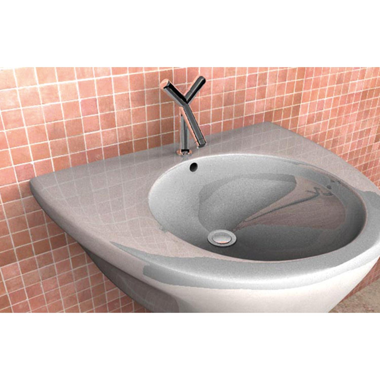 Anwendungsbeispiel 1 Sanitärkeramik