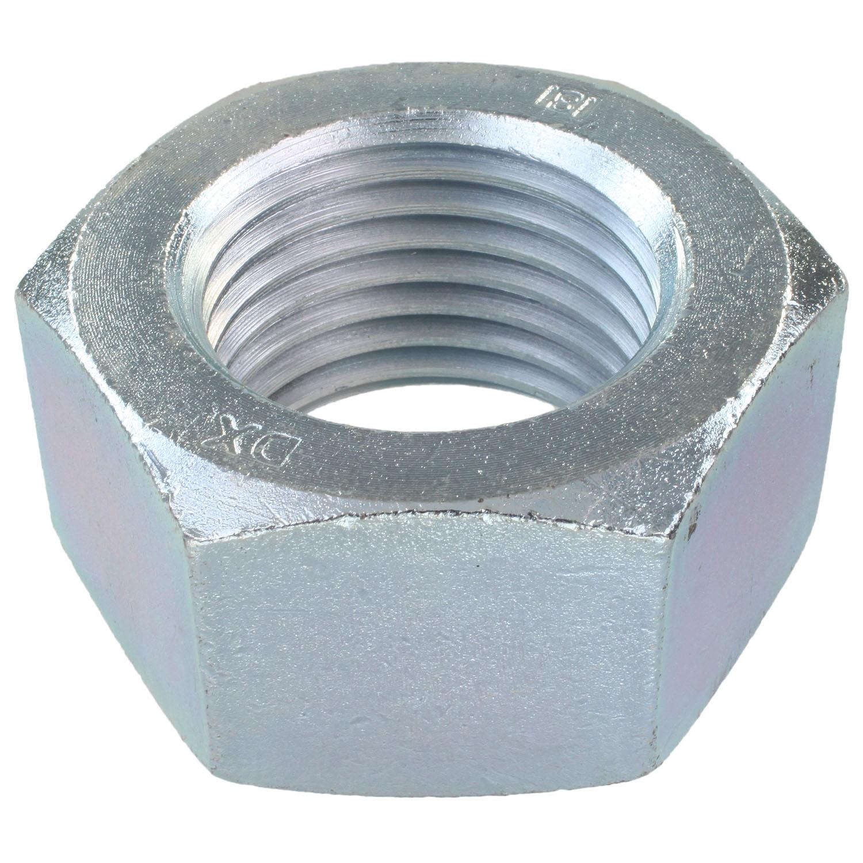 Muttern DIN 934 Kl 100 Sechskant 8 verzinkt M20